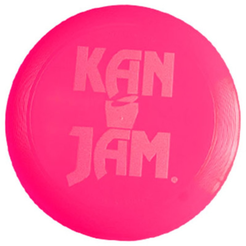 KANJAM Official Flying Disc, Hot Pink - PINK