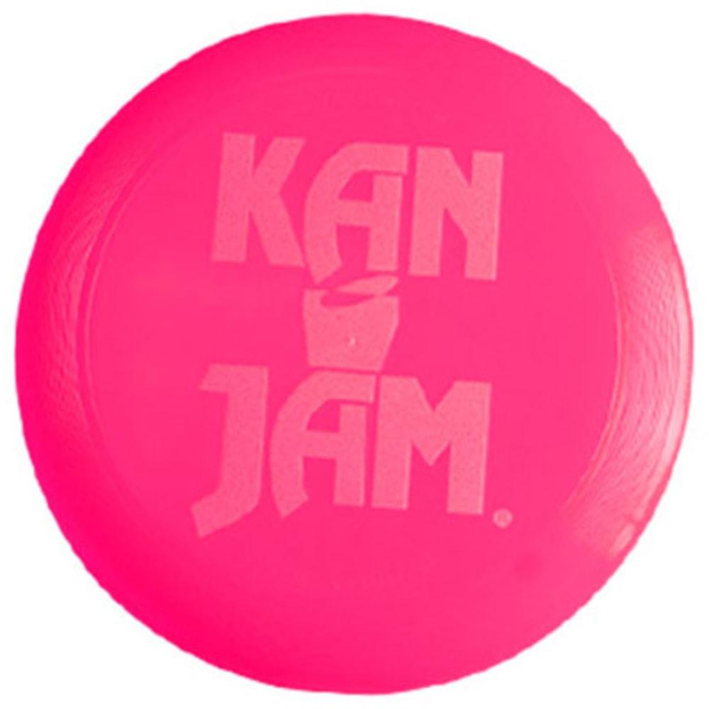 KANJAM Official Flying Disc, Hot Pink - PINK