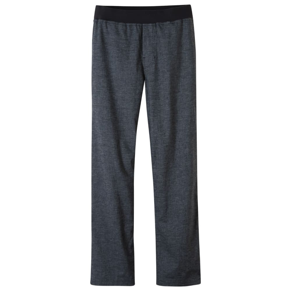 PRANA Men's Vaha Pants - BLACK