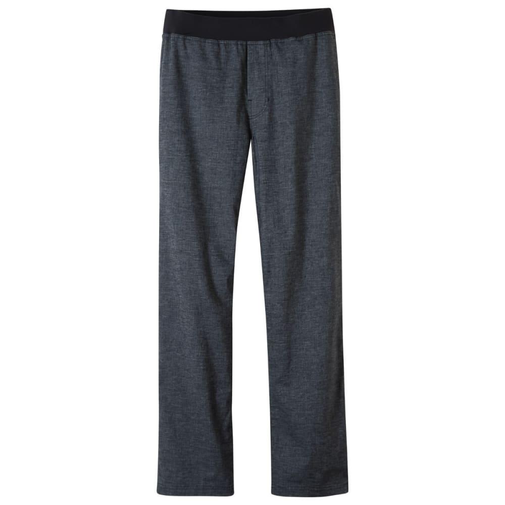 PRANA Men's Vaha Pants - BLACK