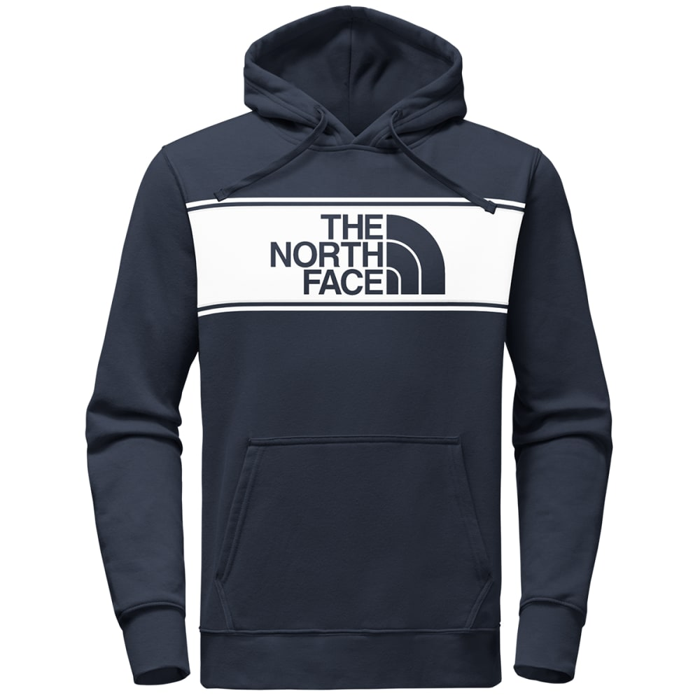 THE NORTH FACE Men's Edge To Edge Pullover Hoodie - H2G URBAN NAVY