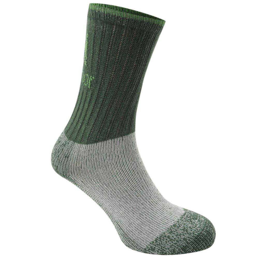 KARRIMOR Unisex Heavyweight Boot Socks, 3-Pack - GREEN