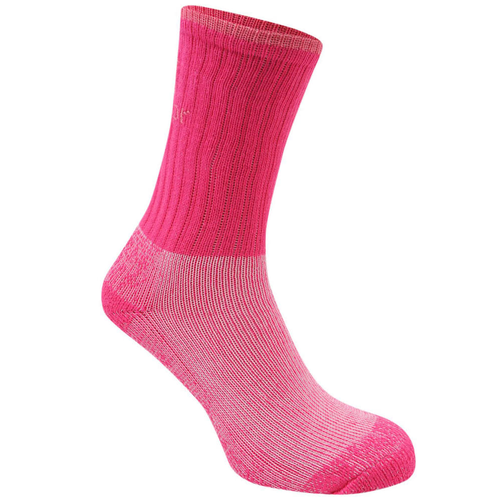KARRIMOR Unisex Heavyweight Boot Socks, 3-Pack - PINK