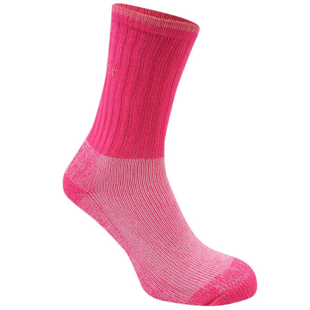 KARRIMOR Unisex Heavyweight Boot Socks, 3-Pack - PINK