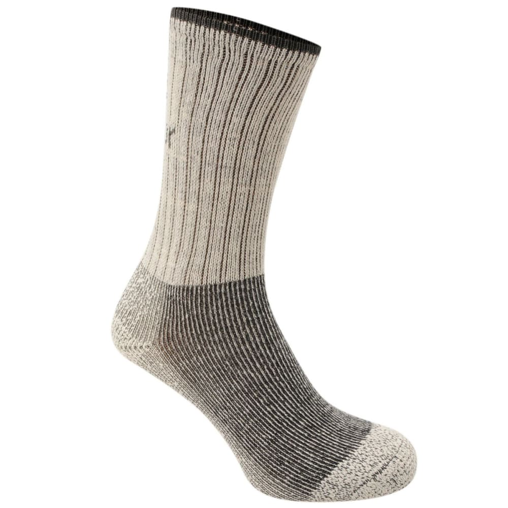 KARRIMOR Men's Heavyweight Boot Socks, 3-Pack - BEIGE