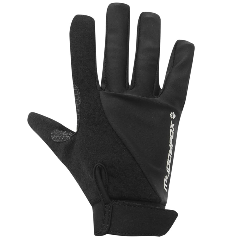 MUDDYFOX Cycling Gloves - BLACK