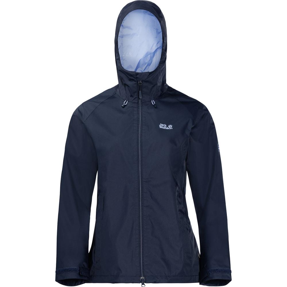 JACK WOLFSKIN Women's Arroyo Hardshell Jacket - 1910 MIDNIGHT BLUE