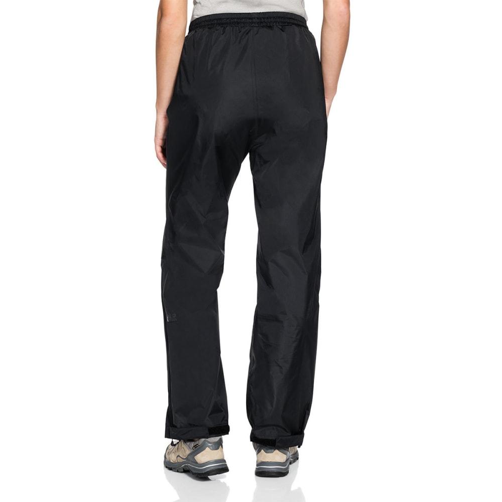 JACK WOLFSKIN Women's Cloudburst Pants - 6000 BLACK