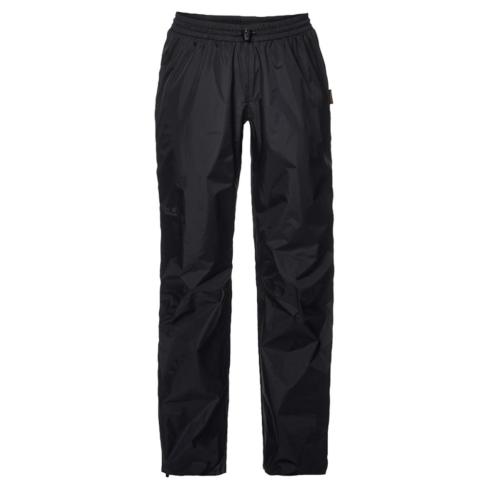 JACK WOLFSKIN Women's Cloudburst Pants - 6000 BLACK