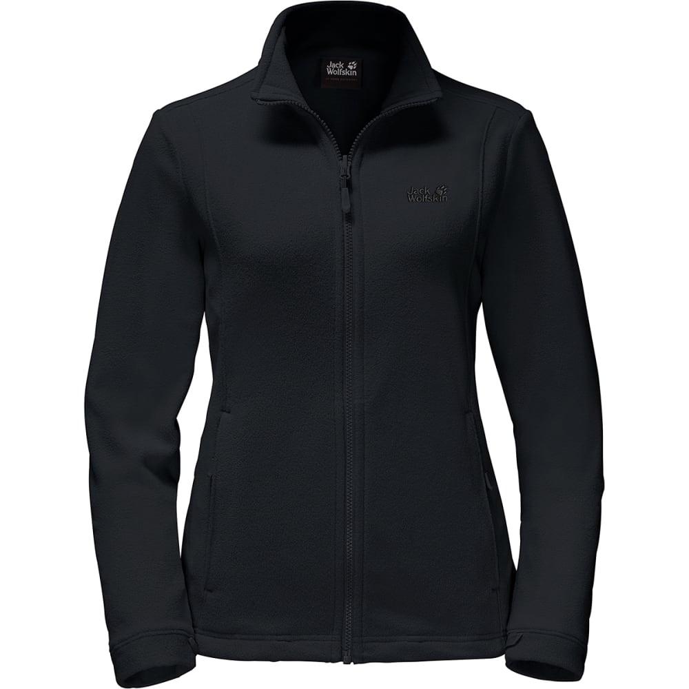 JACK WOLFSKIN Women's Kiruna Fleece Jacket XS