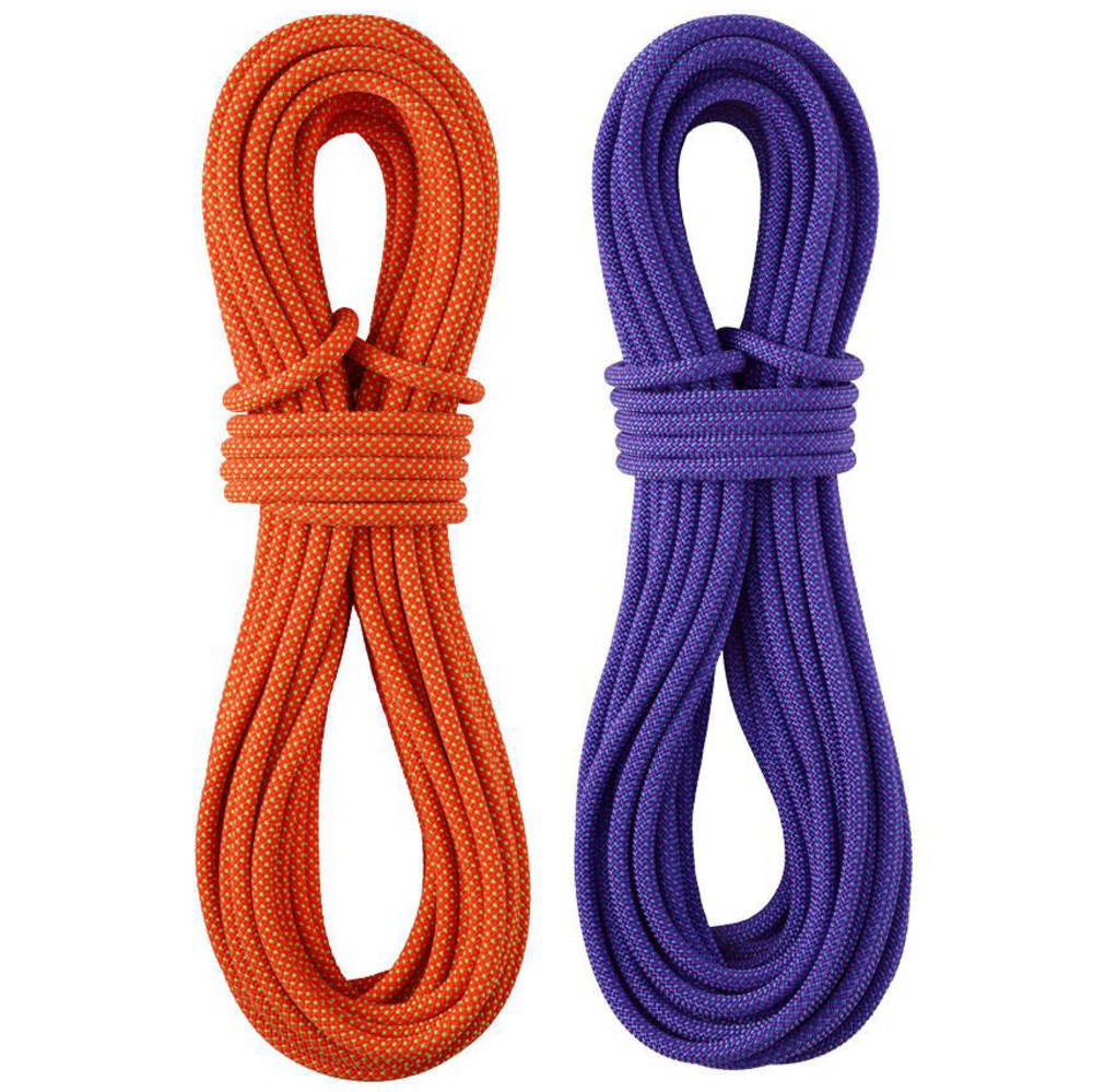 STERLING 7.8mm x 60m Fusion Photon DryXP Climbing Rope, Pair - NO COLOR