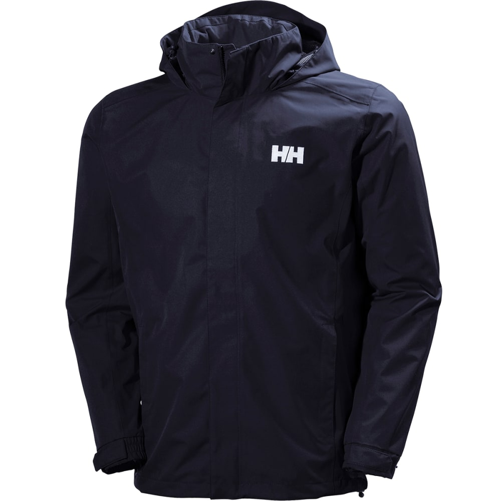 HELLY HANSEN Men's Dubliner Jacket - 597 NAVY