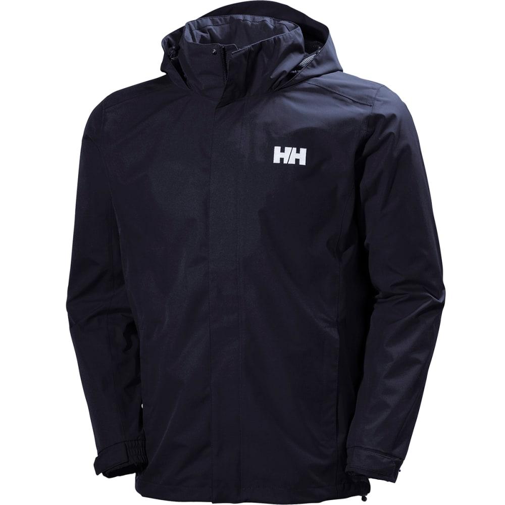 HELLY HANSEN Men's Dubliner Jacket - 597 NAVY