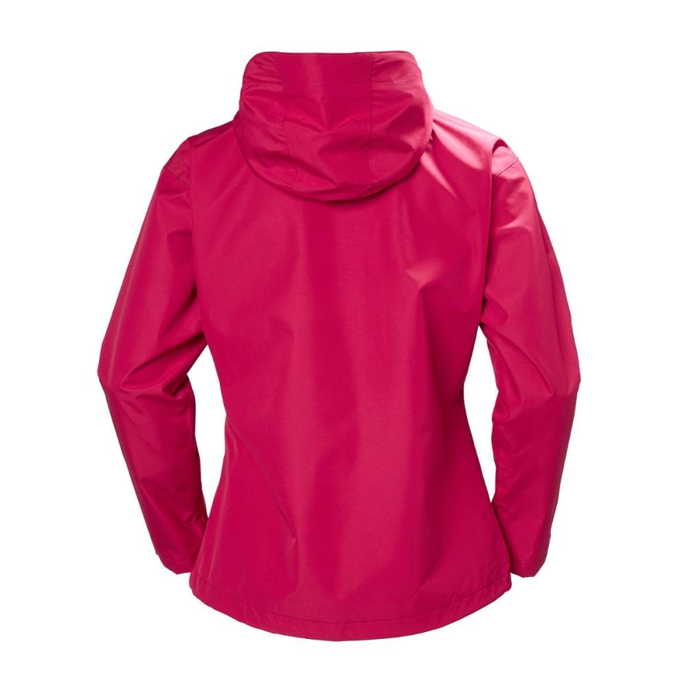 HELLY HANSEN Women's Seven J Rain Jacket - 183 PERSIAN RED