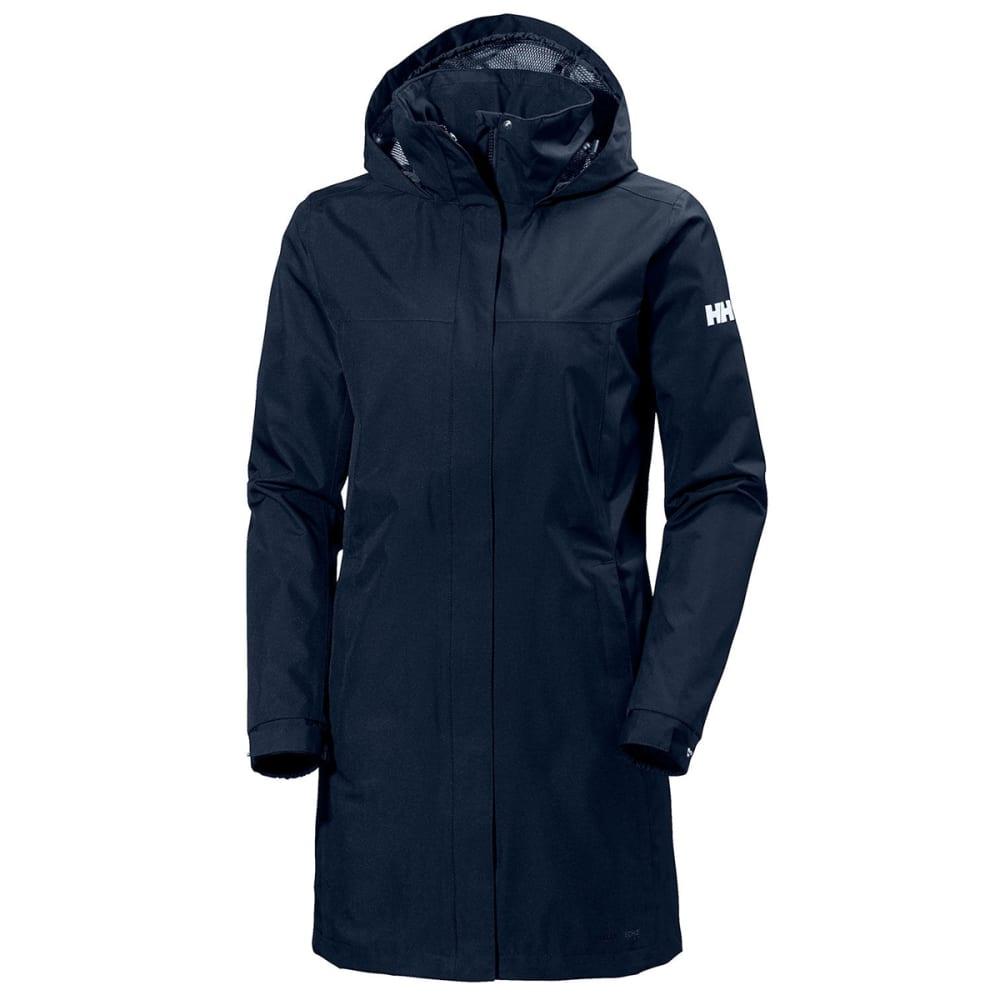 HELLY HANSEN Women's Aden Long Rain Jacket S