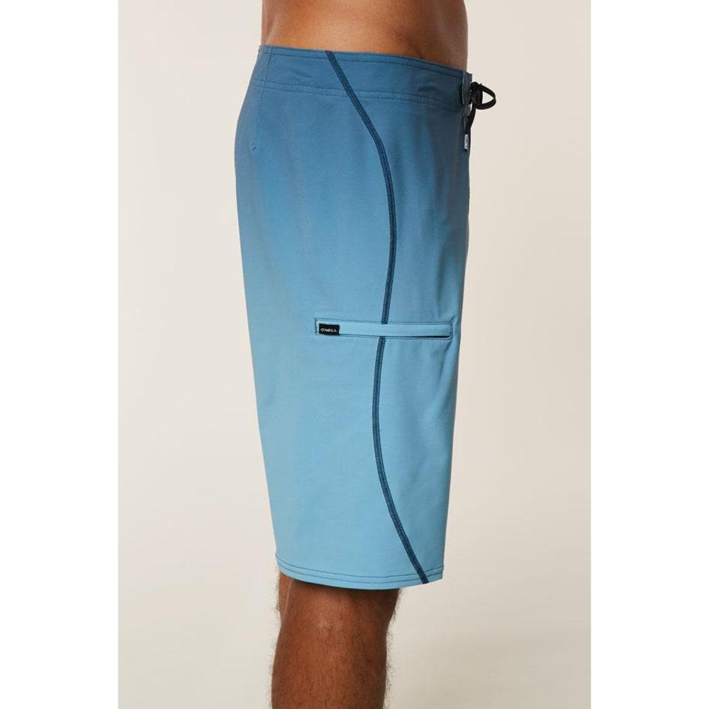 O'NEILL Guys' Hyperfreak S-Seam Boardshorts - BL2-BLUE