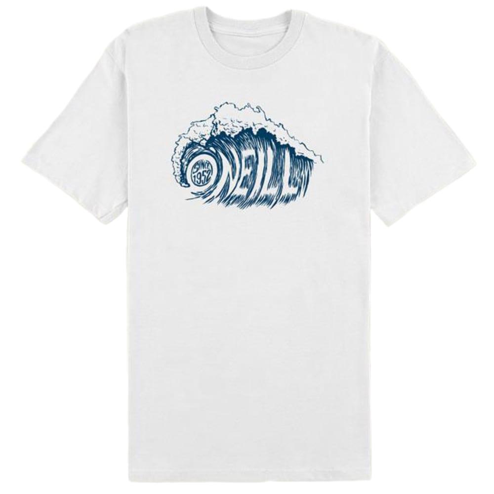 O'NEILL Guys' Sandspit Short-Sleeve Tee - WHT-WHITE