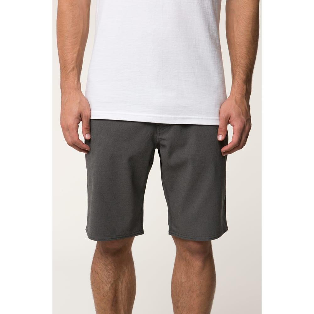 O'NEILL Guys' Stockton Hybrid Shorts - BLK-BLACK