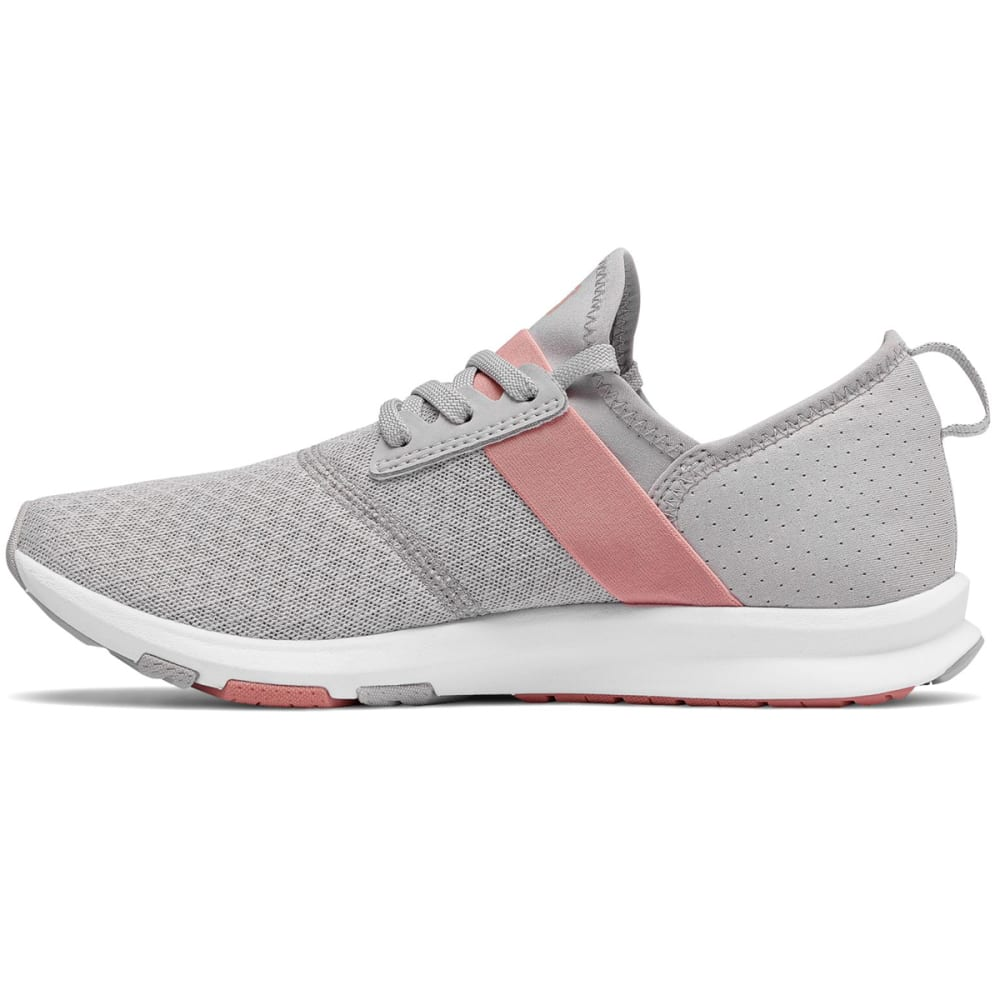 NEW BALANCE Women's FuelCore NERGIZE Cross-Training Shoes - SILVER PINK - SM