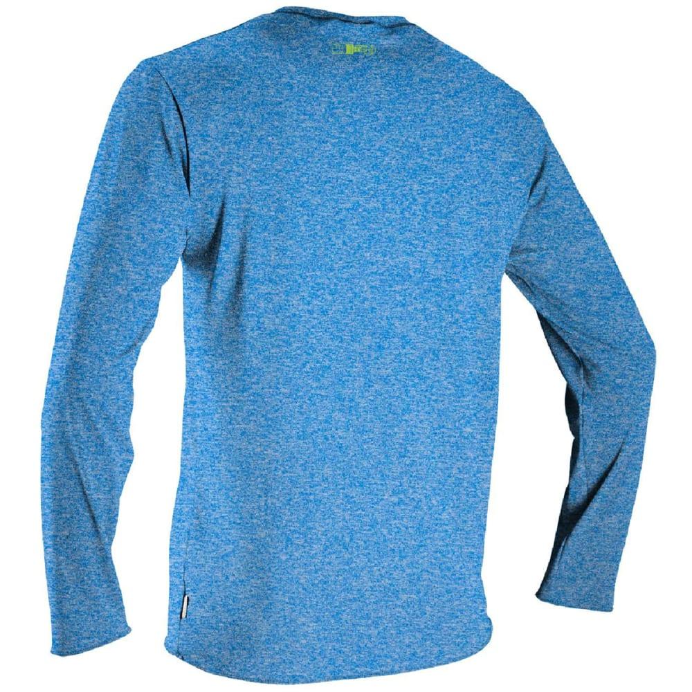 O'NEILL Boys' Hybrid Long-Sleeve Sun Shirt - BRIGHT BLUE