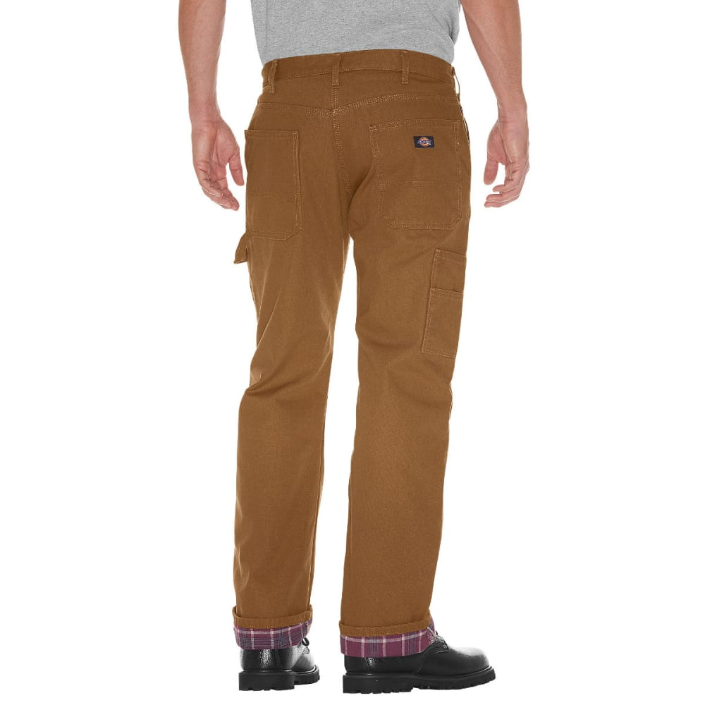Dickies Mens Relaxed Straight-Fit Carpenter Jean