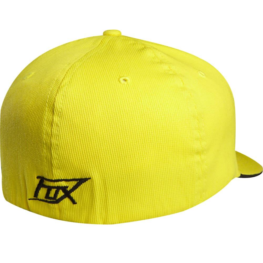 FOX RACING Big Boys' Signature Flexfit Cap - 005-YELLOW