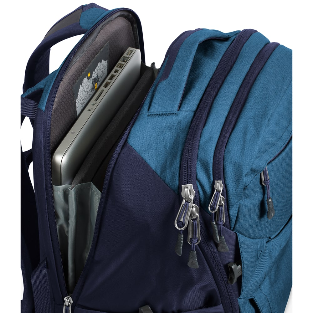 THE NORTH FACE Router Backpack - DISH BLUE HTR/NV-9QQ