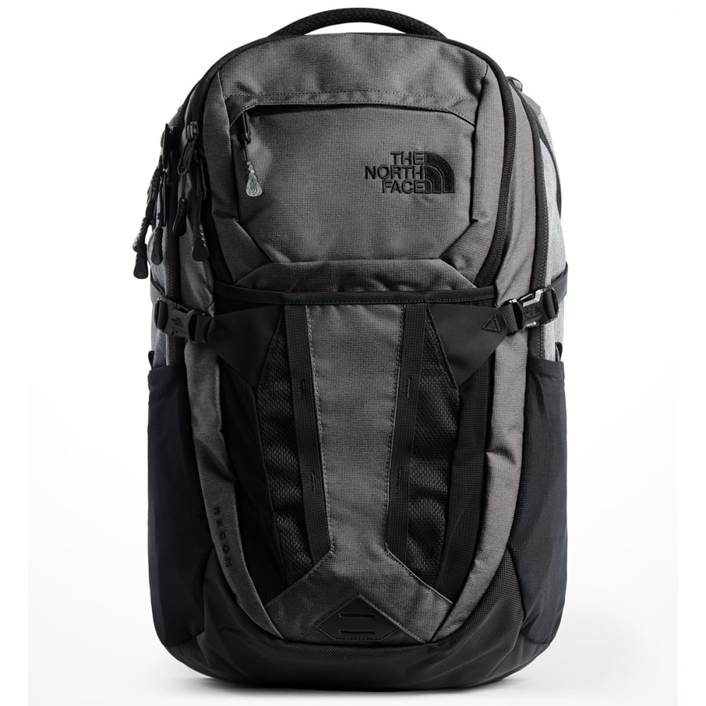 THE NORTH FACE Recon Backpack - TNF BLK HTR/BLK-MGL
