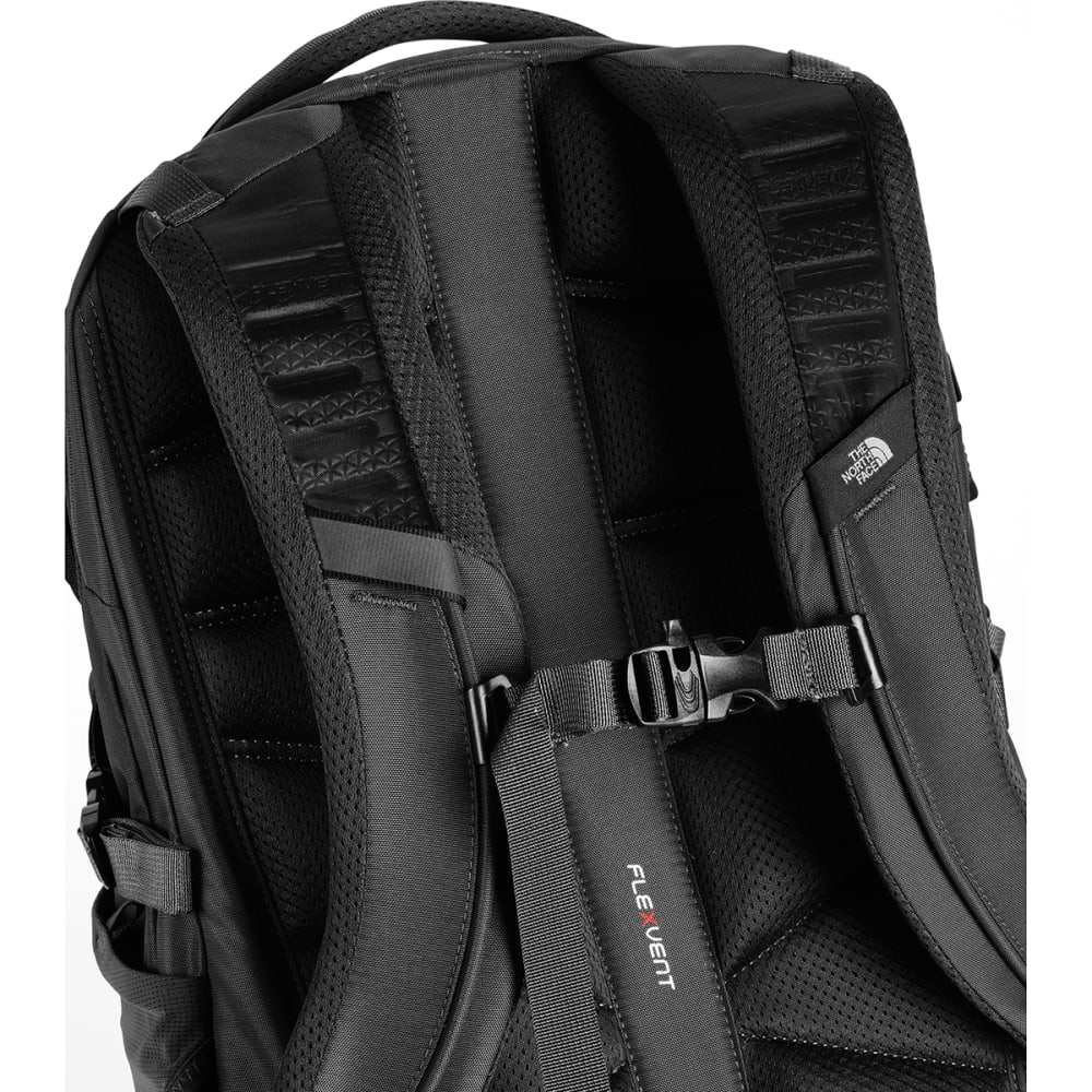 THE NORTH FACE Borealis Backpack - ASPHALT GREY/RED 7S2