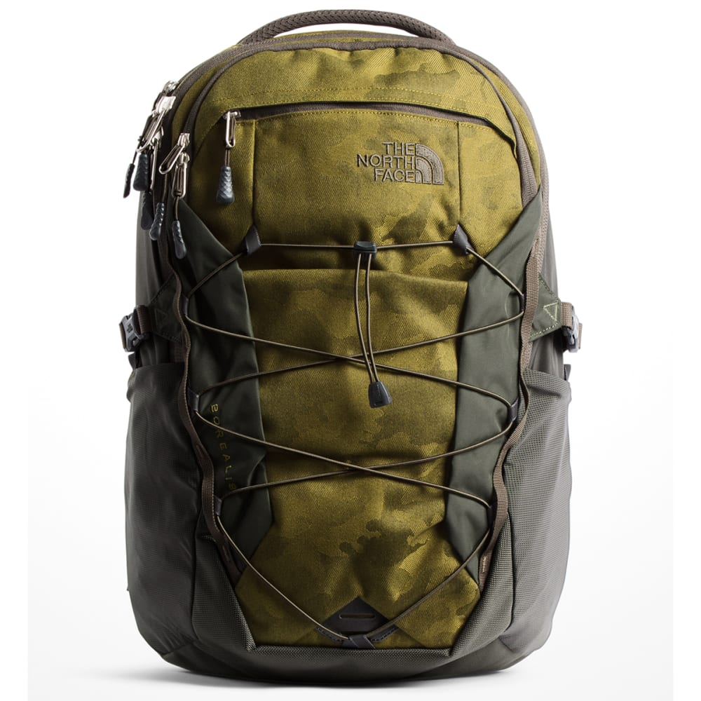 THE NORTH FACE Borealis Backpack - FIR GREEN CAMO-6VB