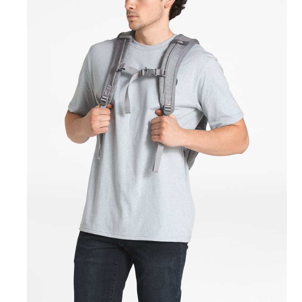 THE NORTH FACE Jester Backpack - MID GRY DARK HTR-5YG