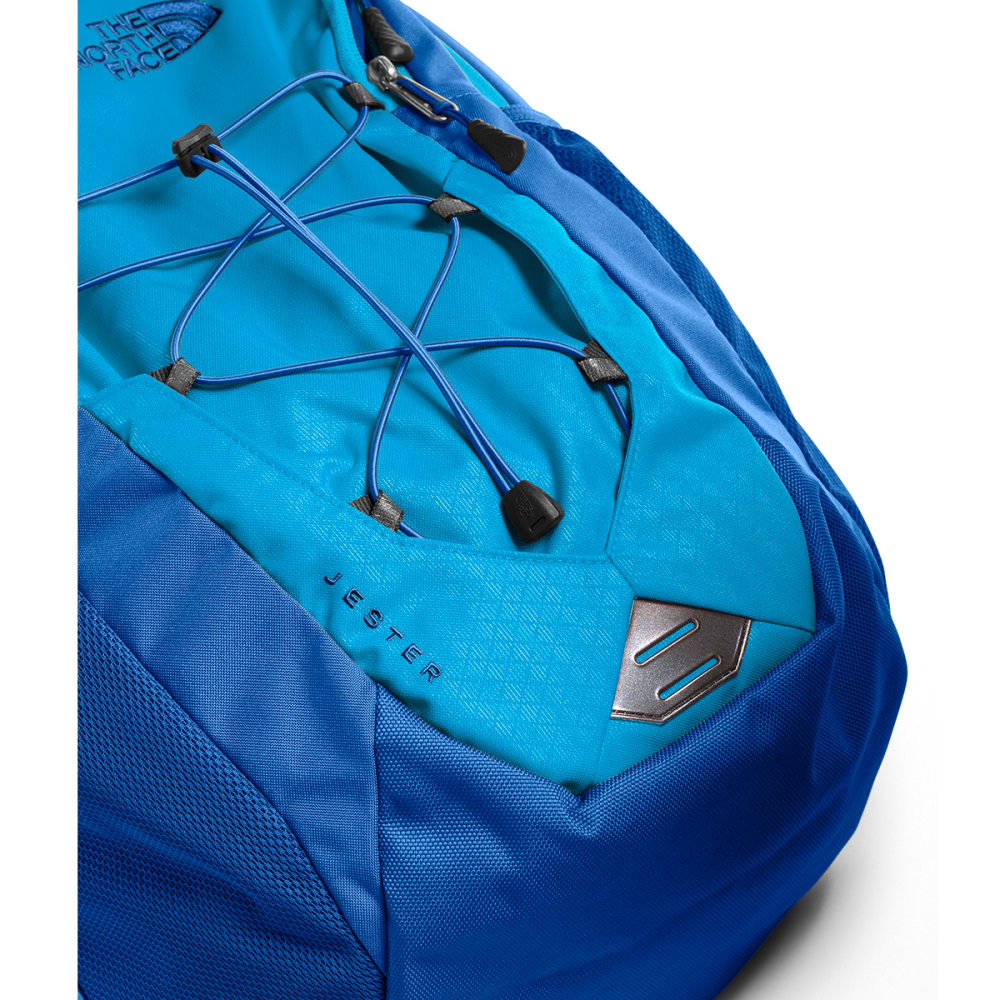 THE NORTH FACE Jester Backpack - HYPER BLU/SEA-5SZ