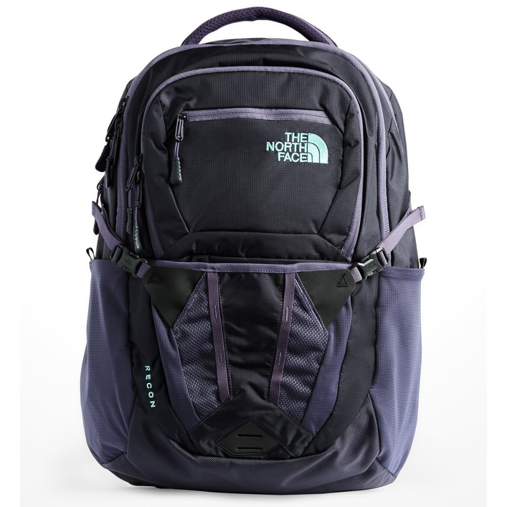 THE NORTH FACE Women's Recon Backpack - GRYSTONE BLU RIP-6VG