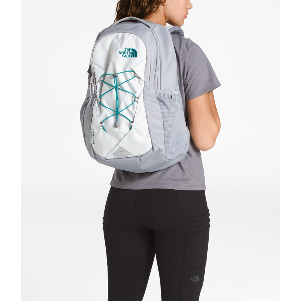 THE NORTH FACE Women's Jester Backpack - TIN GREY/MID GRY-5ZC