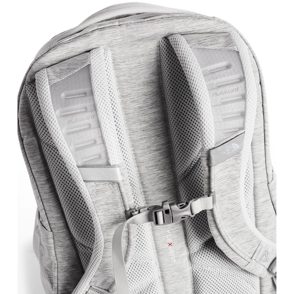 THE NORTH FACE Women's Jester Backpack - TIN GREY HEATHER BX0