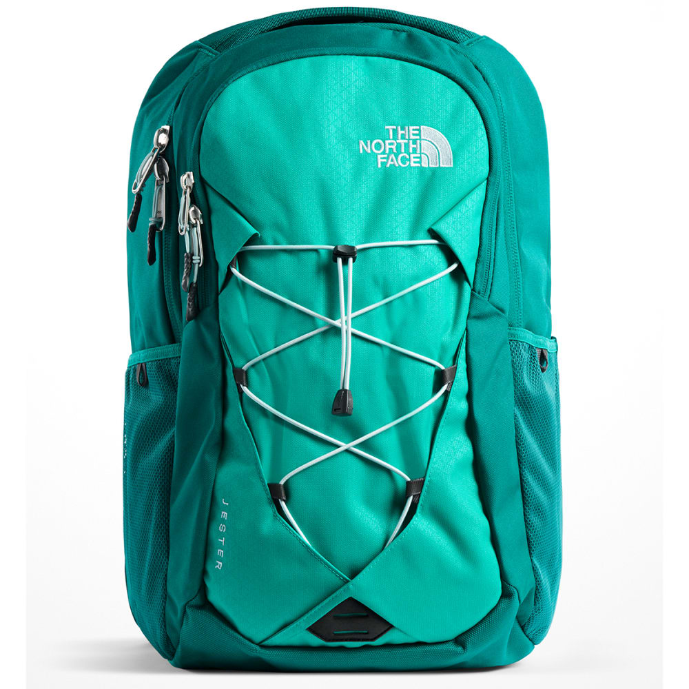 THE NORTH FACE Women's Jester Backpack - KOKOMO GRN/EVR-5YW