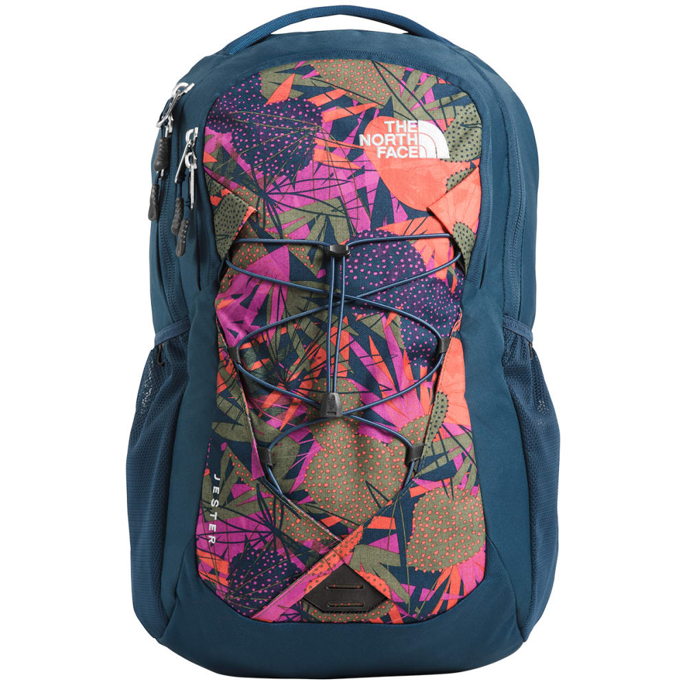 THE NORTH FACE Women's Jester Backpack - FOUR LEAF CLOVER BS4