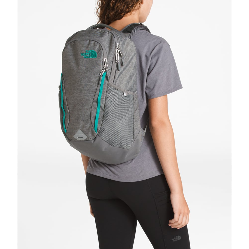 THE NORTH FACE Women's Vault Backpack - ZINC GRY LHT HTR-6FY