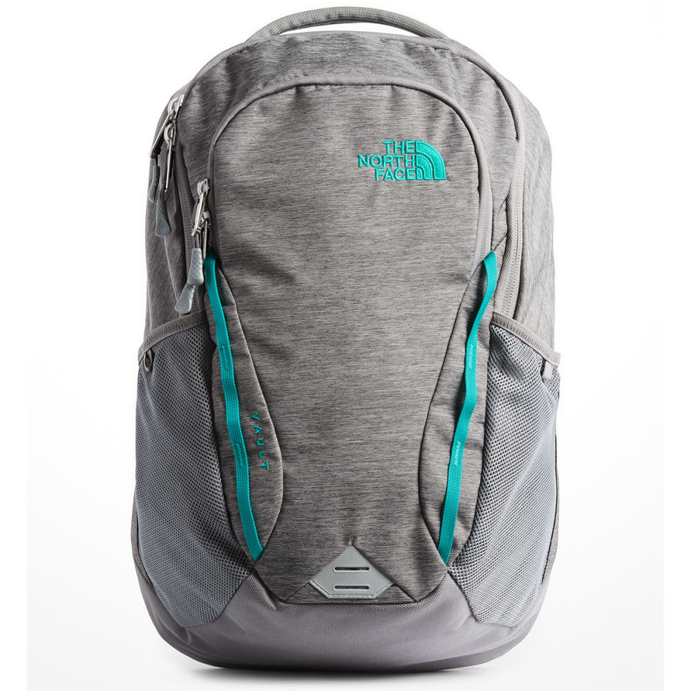 THE NORTH FACE Women's Vault Backpack - ZINC GRY LHT HTR-6FY