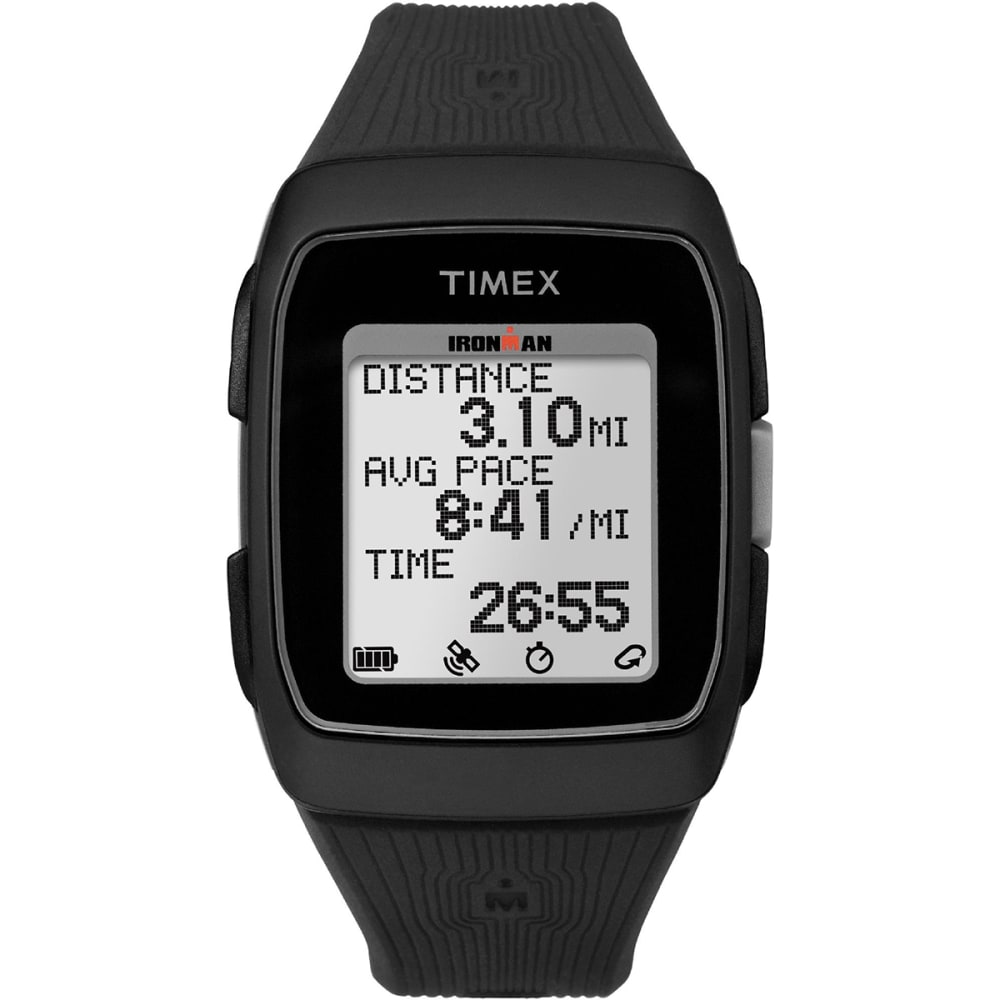 TIMEX Ironman GPS Watch - BLACK