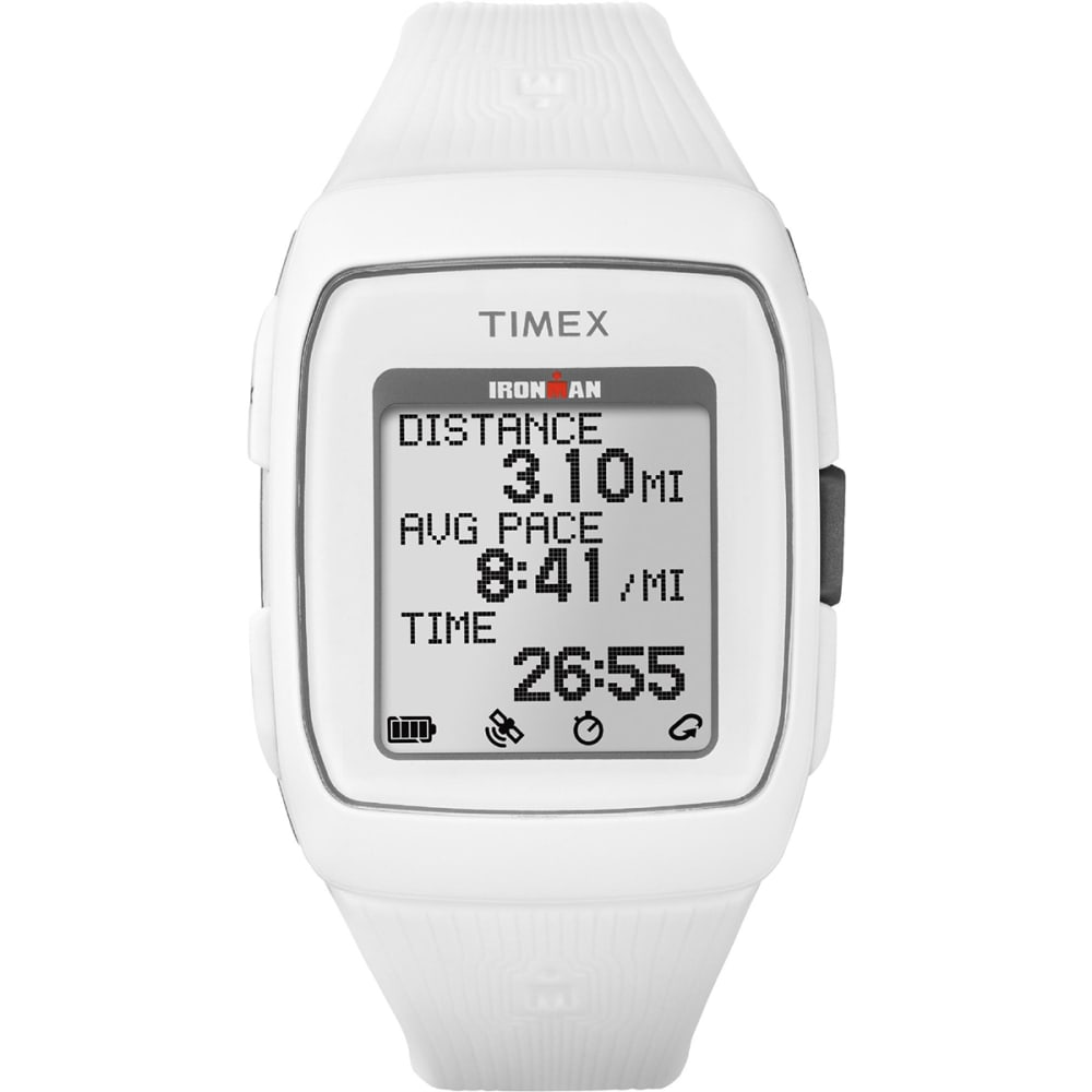 TIMEX Ironman GPS Watch - WHITE/TEAL