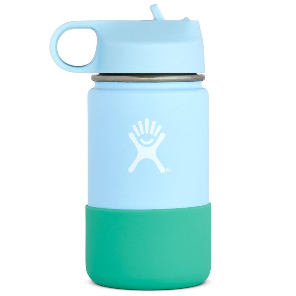 HYDRO FLASK Kids' 12 oz. Wide Mouth Water Bottle - FROST