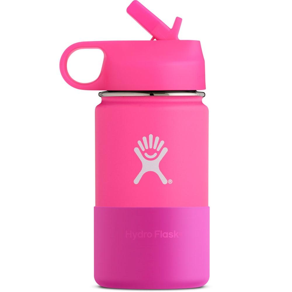 HYDRO FLASK Kids' 12 oz. Wide Mouth Water Bottle - FLAMINGO W12SWBB625