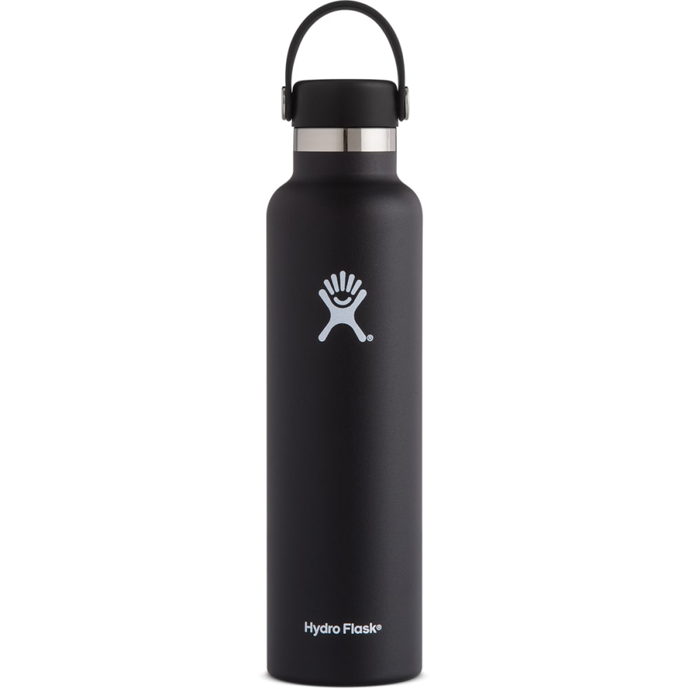 HYDRO FLASK 24 oz. Standard Mouth - BLACK S24SX001