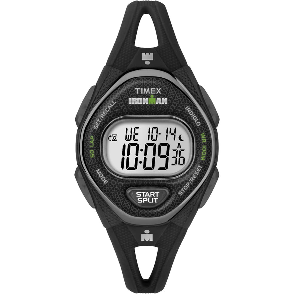 TIMEX Ironman Sleek 50 Mid-Size Watch - BLACK