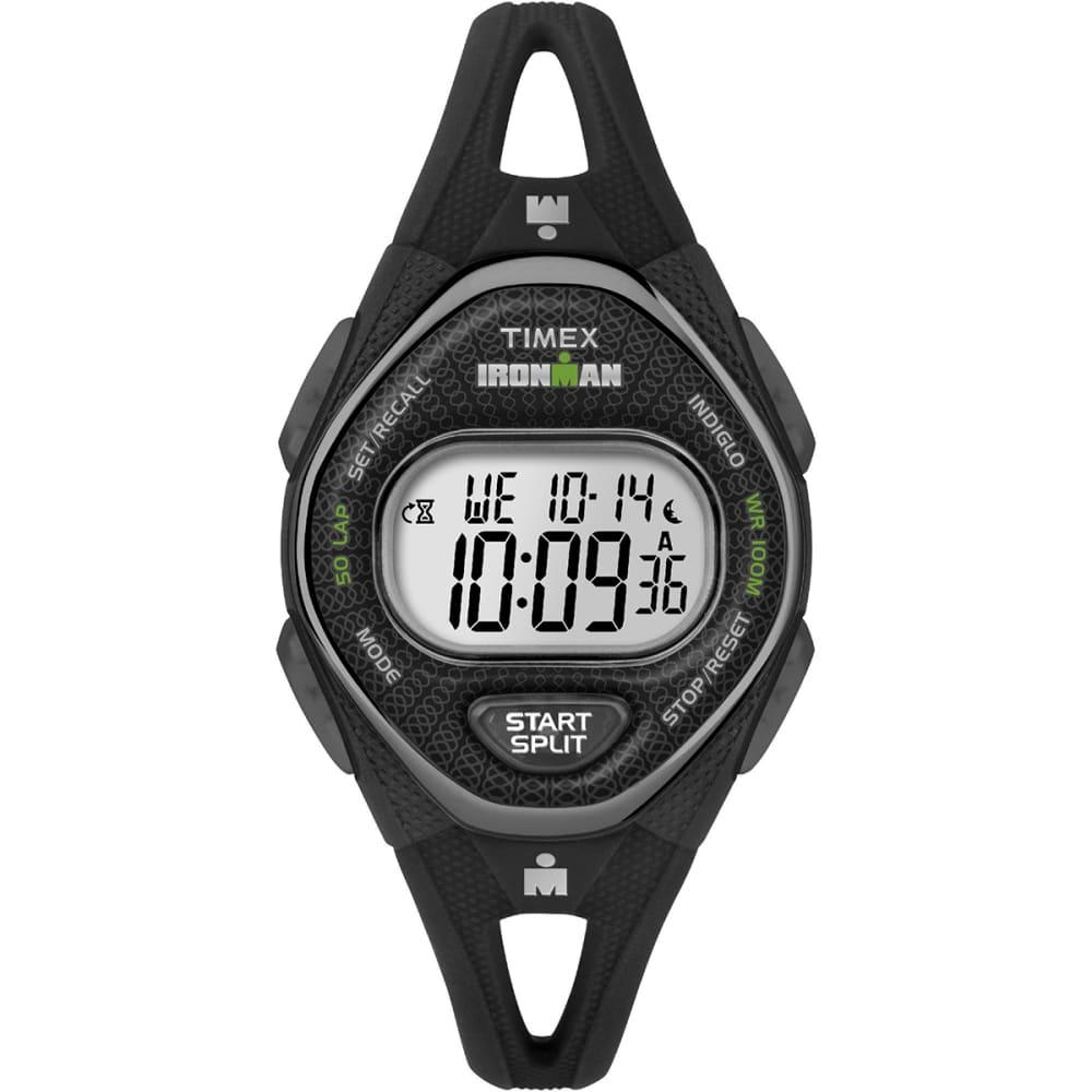 TIMEX Ironman® Sleek 50 Mid-Size Watch - BLACK