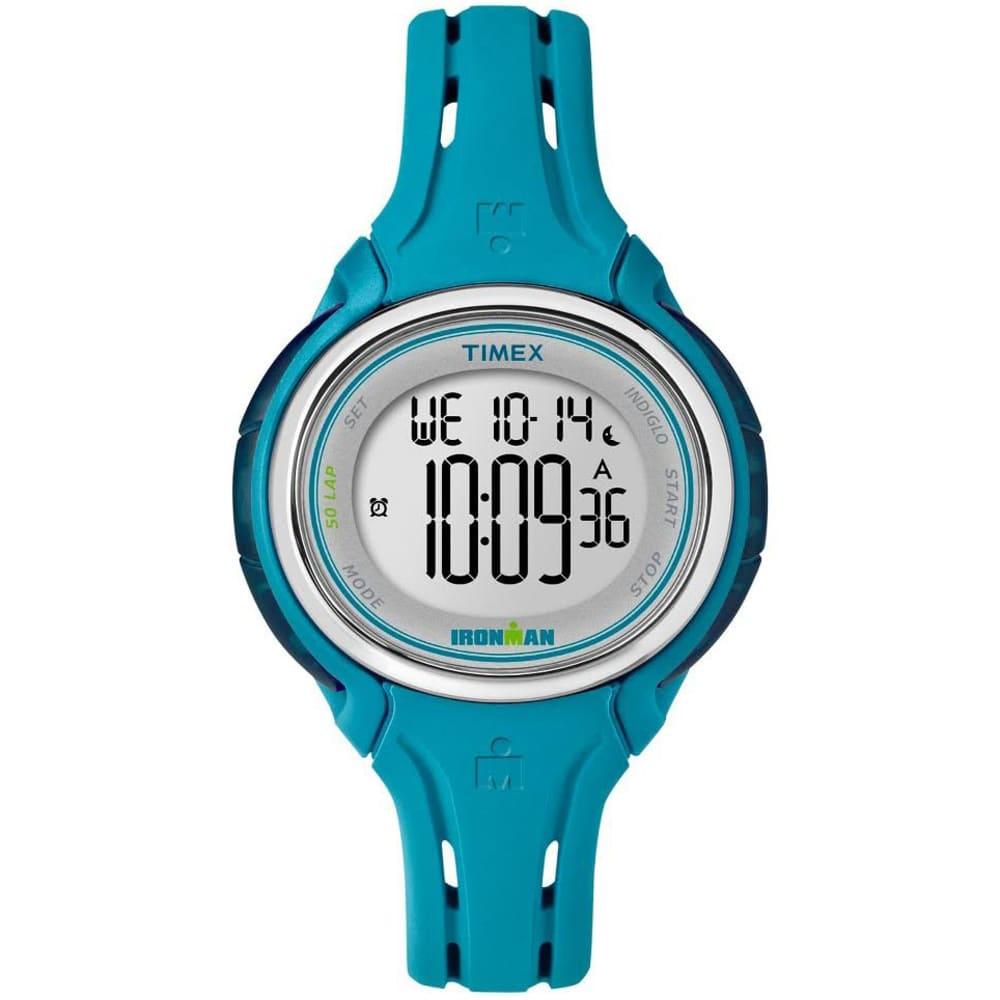 TIMEX Ironman Sleek 50 Mid-Size Watch - TURQUOISE