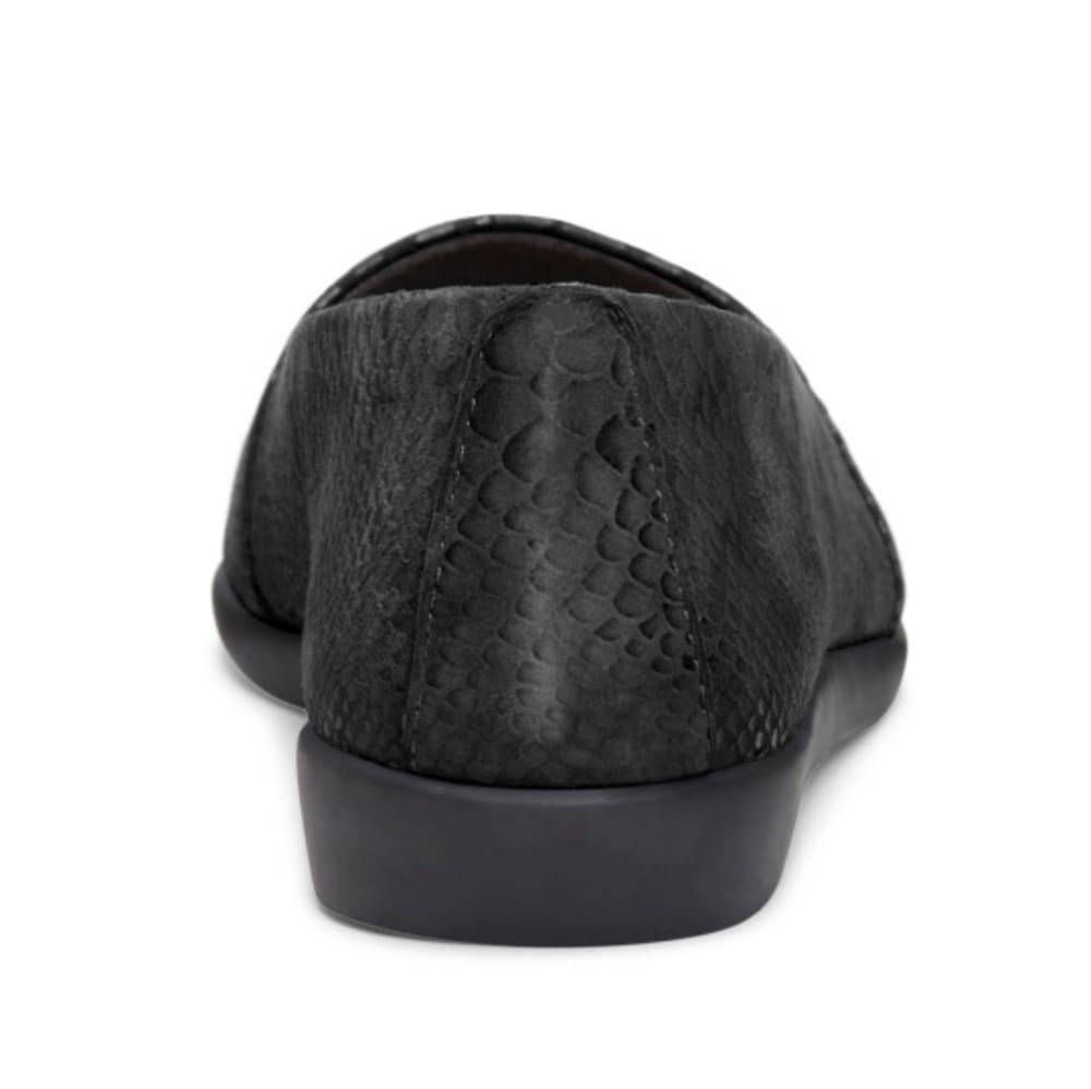 AEROSOLES Women's Trend Setter Flats - BLACK SNAKE-086