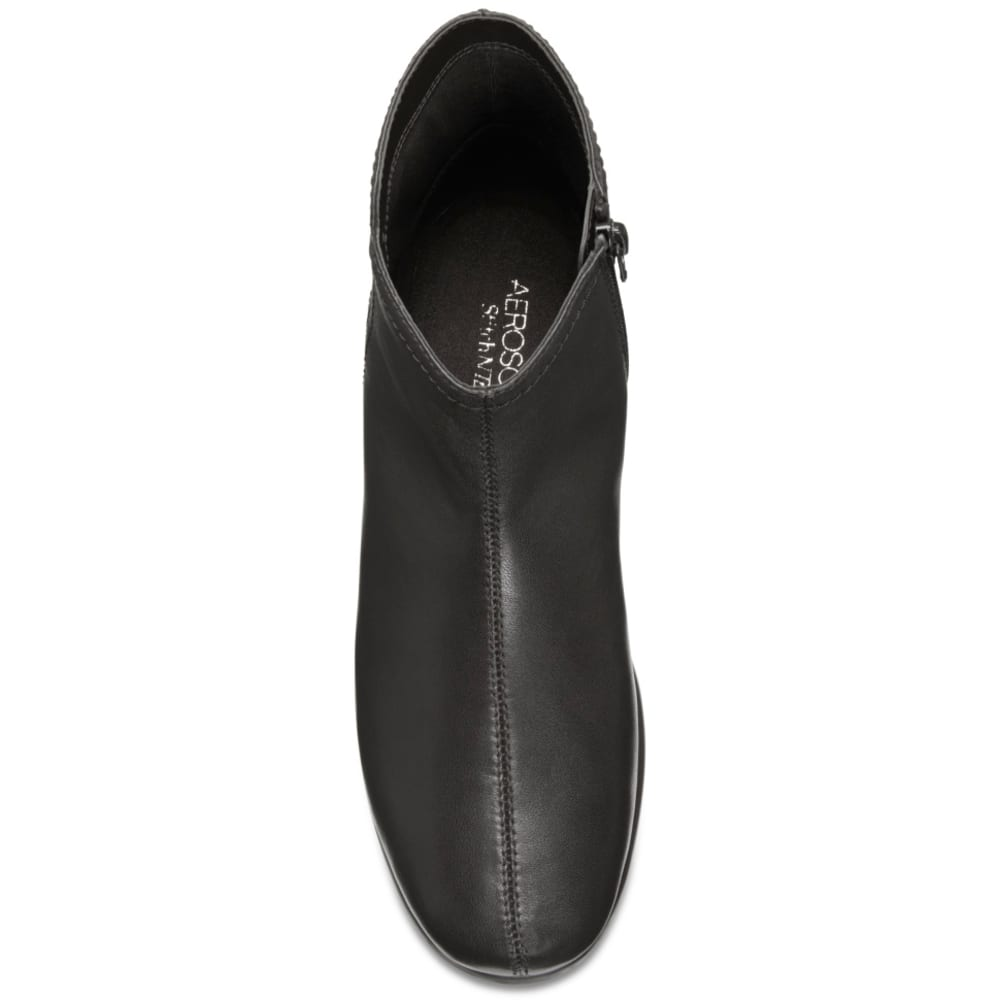 AEROSOLES Women39s Willingly Flat Ankle Boots Wide