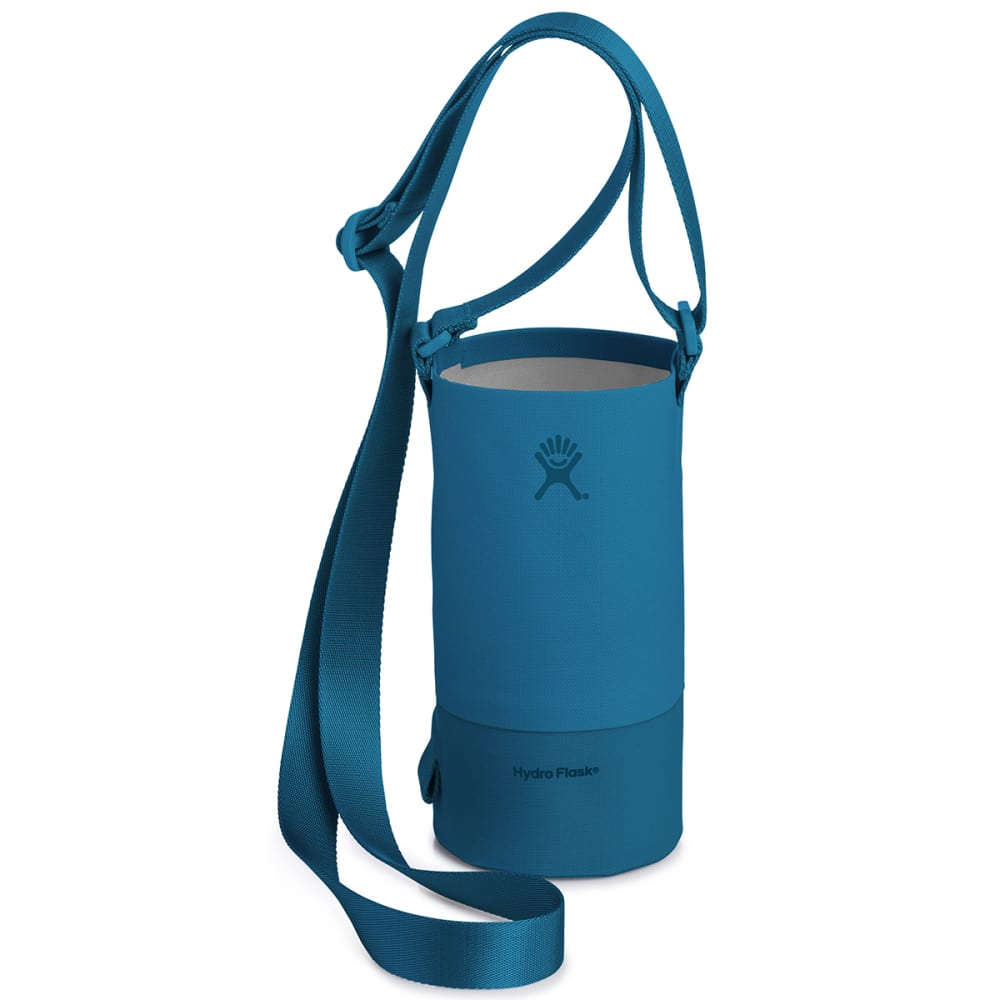 HYDRO FLASK Tag Along Bottle Sling, Large - LAGOON